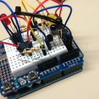 Arduino mit Protoshield